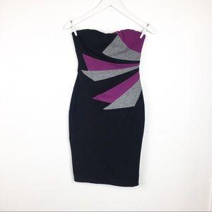 Arden B Size S Strapless Dress
